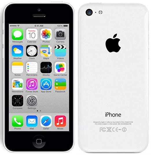 iPhone 5C 16GB Sprint - White