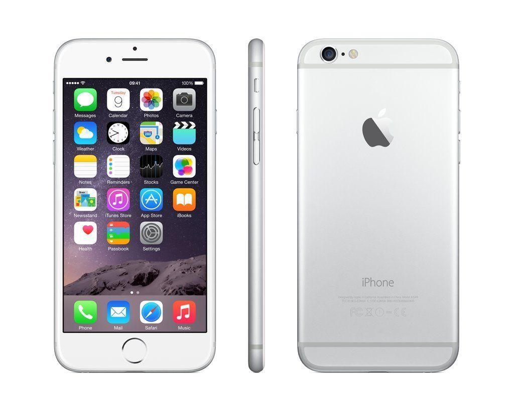 iPhone 6 16GB T-Mobile - Silver