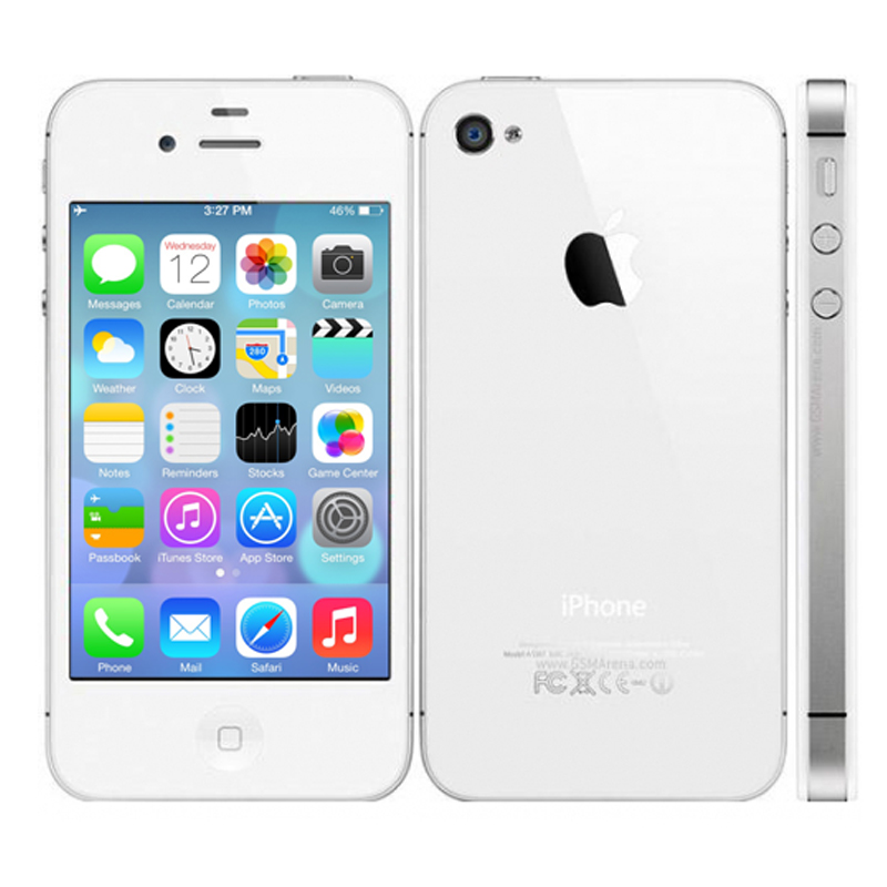 iPhone 4s 8GB Sprint - White