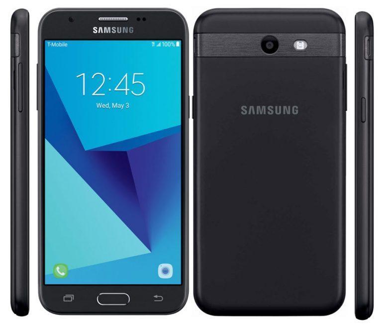 Samsung J3 Prime Unlocked - Black