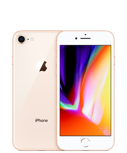 iPhone 8 64 GB Unlocked - Rose Gold