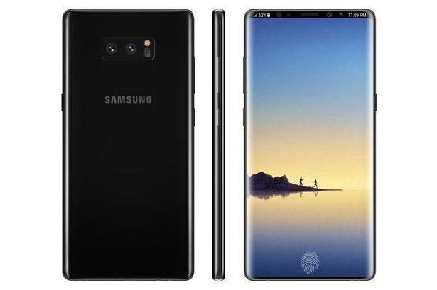 Samsung Note 9 128 GB - Black
